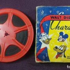Cine: MICKEY´S PARROT & MICKEY AND THE KIDNAPPER ( MICKEY MOUSE )-WALT DISNEY CLASSIC PELÍCULA 8 MM. Lote 168527028