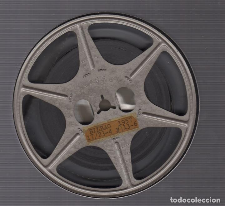 Cine: pelicula acier 8mm casera inedita de bilbao abril y junio de 1954 - Foto 2 - 178619093