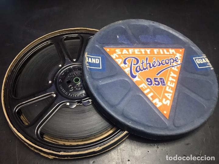 PELICULA 9,5 MM AÑOS 30 CHARLES CHAPLIN PATHE (Cine - Películas - 8 mm)