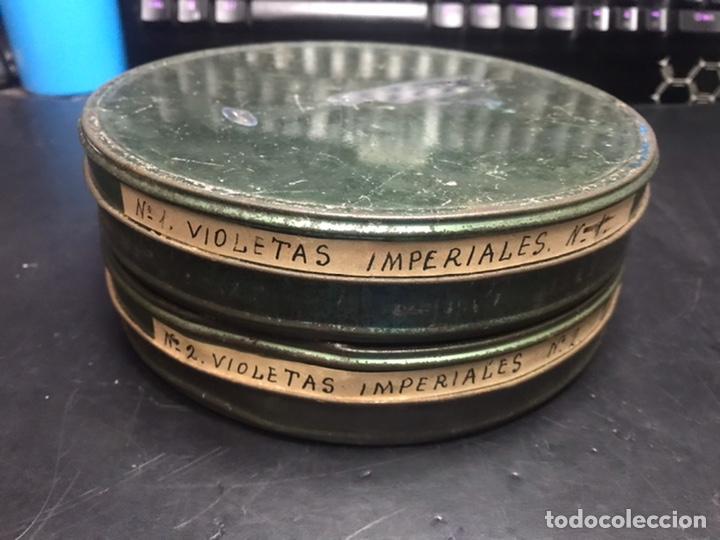 PELICULA 9,5 MM 1923 VIOLETAS IMPERIALES (Cine - Películas - 8 mm)