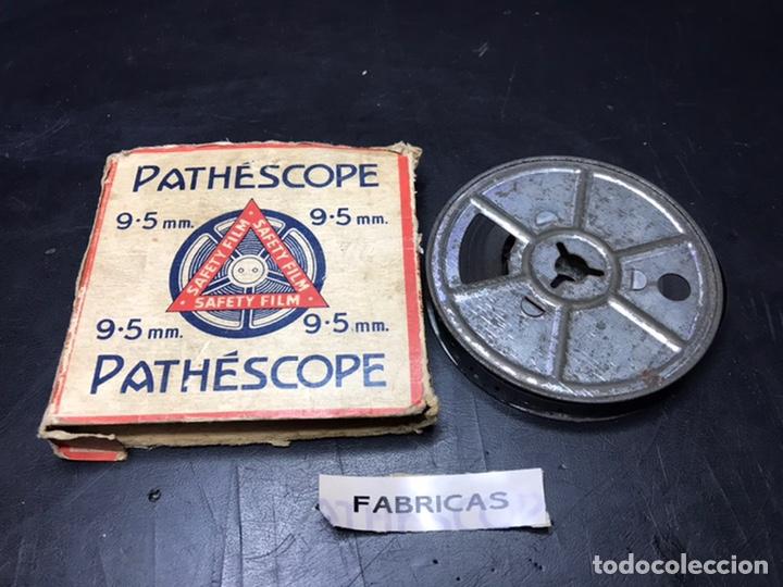 PELICULA 9,5 MM PATHESCOPE (Cine - Películas - 8 mm)