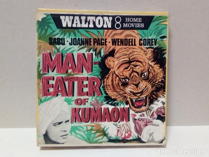 PELÍCULA 8 MM - MAN-EATER OF KUMAON (Cine - Películas - 8 mm)