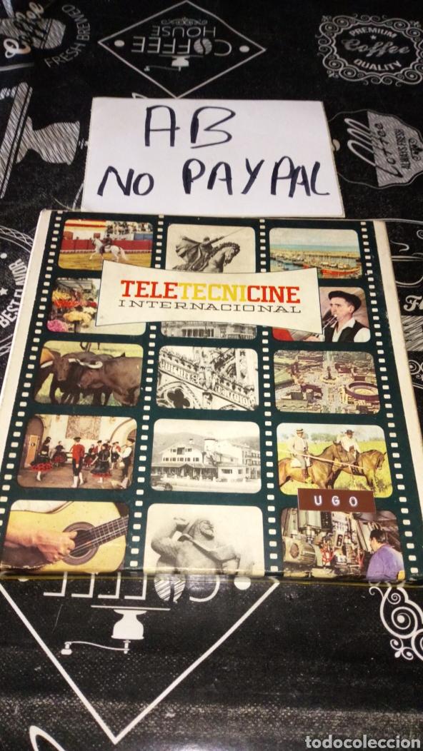 PELÍCULA 8MM TELETECNICINE INTERNACIONAL NO PROBADA EN APARIENCIA EN BUEN ESTADO (Cine - Películas - 8 mm)