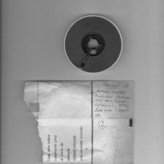 Cine: ANTIGUO Y UNICO DOCUMENTO FILMADO DE MANRESA CREU DEL TORT 8 MM. Lote 191594097