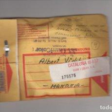 Cine: ANTIGUO Y UNICO DOCUMENTO FILMADO DE MANRESA CREU DEL TORT 8 MM. Lote 191594403