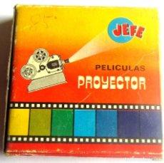 Cine: PELÍCULA JEFE QUINITO MALETILLA. Lote 195064240