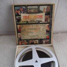 Cine: ENVIO 7€.CANARIAS,PARAISO DEL ATLANTICO.FILM PELICULA EN 8MM COLOR SONORA 1970. Lote 198487646