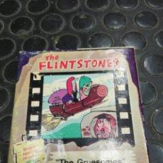 Cine: PELÍCULA 8 MM. THE FLINTSTONES. THE GRUESOMES.. Lote 198525298