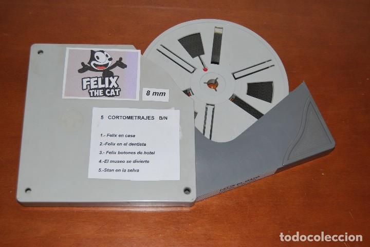 Cine: 5 CORTOMETRAJES 8 MM D.ANIMADOS - Foto 3 - 199162581