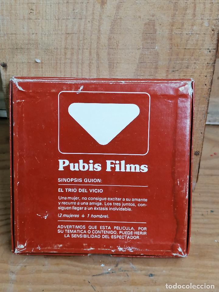 Cine: PELICULA EROTICA 8 MM PUBLIS FILM - Foto 2 - 205694110
