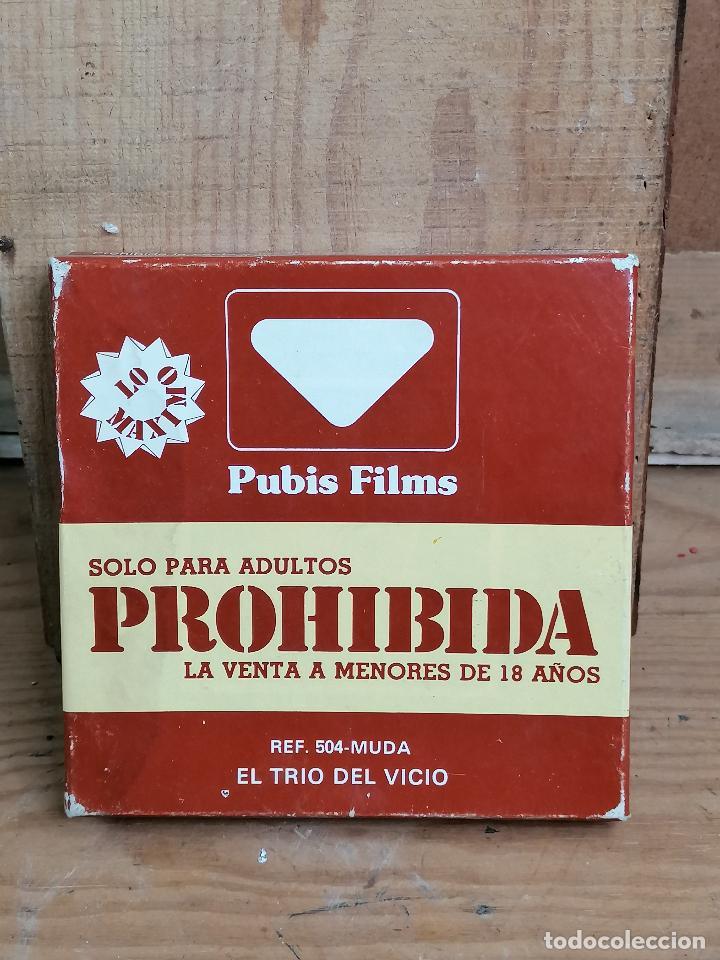 PELICULA EROTICA 8 MM PUBLIS FILM (Cine - Películas - 8 mm)