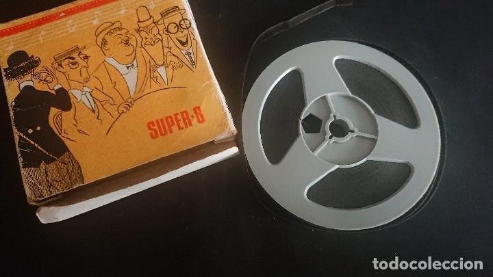 Cine: PELICULA SUPER 8 TITULO TRONCOS Y TIROS , LEER DESCRIPCION - Foto 6 - 207676020