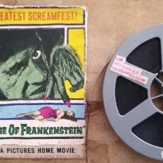 Cine: THE REVENGE OF FRANKENSTEIN LA VENGANZA DE FRANKENSTEIN COLOR, MUDA. COLUMBIA PICTURES. Lote 208308621