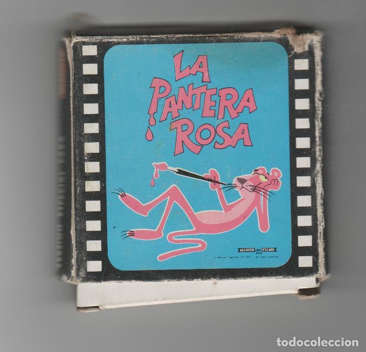 LA PANTERA ROSA (Cine - Películas - 8 mm)