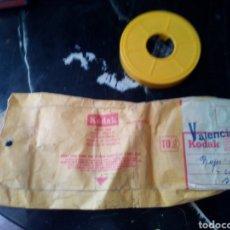 Cine: PELICULA 8 MM REYES 1962. Lote 208935748