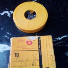 Cine: PELICULA 8 MM VIAJE AL SAFOR 1961. Lote 208935956