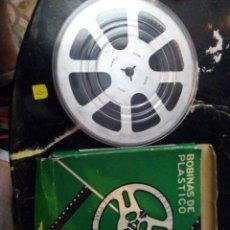 Cine: PELICULA 8 MM VERANEO EN LA CANADA 1962. Lote 209094060