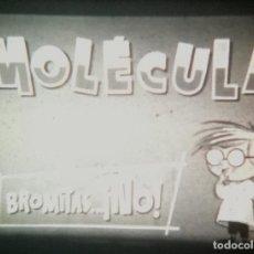 Cine: 8MM STANDARD ++ MOLÉCULA. BROMITAS NO ++ 60 METROS MUDA. Lote 211642234