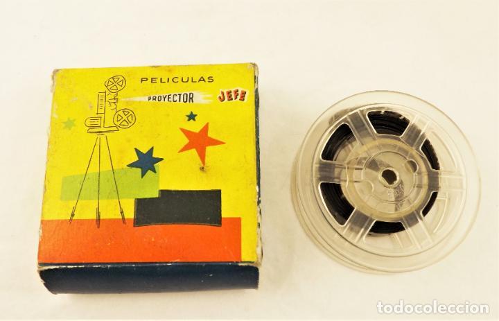 CINE JEFE PELICULA CHARLOT EN EL PENAL (Cine - Películas - 8 mm)