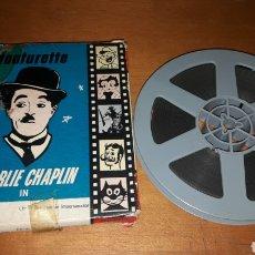 Cine: PELÍCULA 8 MM CHARLIE CHAPLIN. ATLAS FILM . DANI.. Lote 217741523