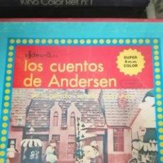 Cine: LOS CUENTOS DE ANDERSEN SÚPER 8 MM. Lote 218661607
