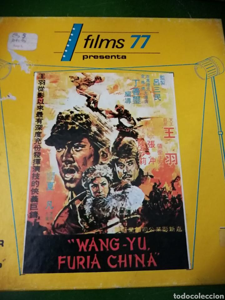 WHUANG-YU, FURIA CHINA 8 MM (Cine - Películas - 8 mm)