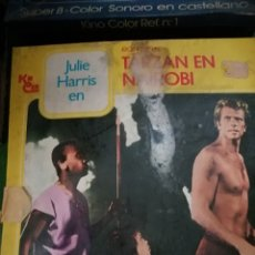 Cine: TARZAN EN NAIROBI SUPER 8 MM. Lote 218944520