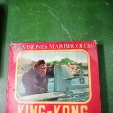 Cine: KING KONG VUELVE A SU MUNDO 8 MM. Lote 218945095