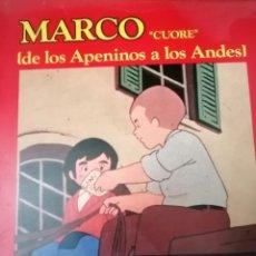 Cine: MARCO, 7 CAPÍTULOS 8 MM. Lote 218945281