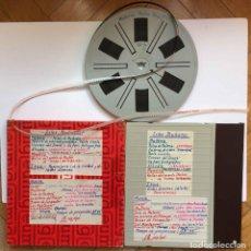 Cine: PELÍCULA 8 MM.: ISLAS BALEARES (1968-1975) GRABACIÓN CASERA ¡ORIGINAL! ¡COLECCIONISTA!. Lote 220660277