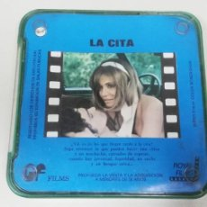 Cine: PELICULA 8 MM LA CITA ROYALS FILMS 60 MT. Lote 221140273