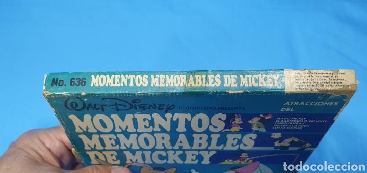 Cine: PELÍCULA- MOMENTOS MEMORABLE DE MICKEY SOUND SUPER 8 COLOR - Foto 3 - 223220698