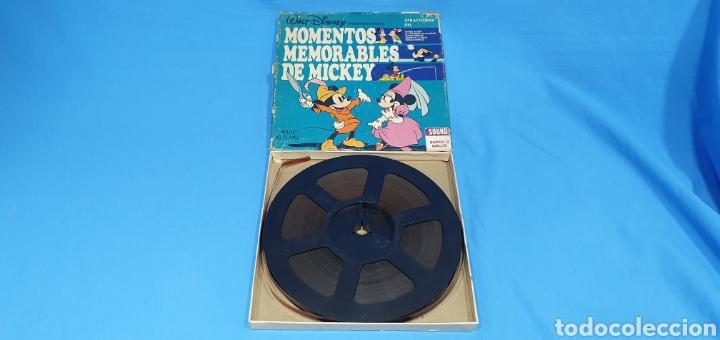 Cine: PELÍCULA- MOMENTOS MEMORABLE DE MICKEY SOUND SUPER 8 COLOR - Foto 4 - 223220698