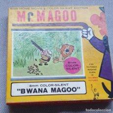 "Cine: MR MAGOO. ""BWANA MAGOO"" 8MM, COLOR - MUDA. Lote 235660660"
