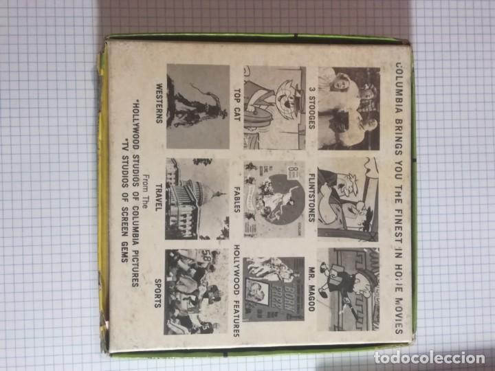 Cine: Lote 2 Películas 8mm USA - Foto 8 - 236661685