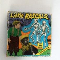 Cine: LITTLE RASCALS - SPOOKY HOOKY -PELICULA 8MM USA KEN 1950'S // LA PANDILLA OUR GANG BOLA DE CRISTAL. Lote 241899760