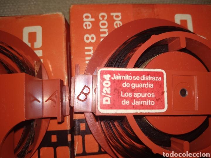 Cine: Lote de bobinas 8 mm cine exin - Foto 4 - 243172745