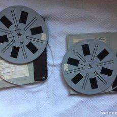 Cine: 2 PELÍCULAS 8 MM.: LEVANTE: ALICANTE, VALENCIA Y CASTELLÓN (1967-1977) GRABACIÓN CASERA ¡ORIGINALES!. Lote 243654000
