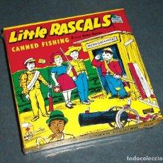 "Cine: PELÍCULA CINE 8 MM. LITTLE RASCALS ""CANNED FISHING"" - ¡A ESTRENAR!. Lote 243792375"