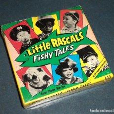 "Cine: PELÍCULA CINE 8 MM. LITTLE RASCALS ""FISHY TALES"" - ¡A ESTRENAR!. Lote 243793170"