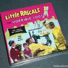 "Cine: PELÍCULA CINE 8 MM. LITTLE RASCALS ""THE HORRIBLE TOOTH"" - ¡A ESTRENAR!. Lote 243793310"