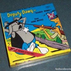 """Cine: PELÍCULA DIBUJOS ANIMADOS DEPUTY DAWG """"RAPID REBEL"""" - ¡A ESTRENAR!. Lote 243980050"""