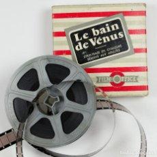 Cine: LE BAIN DE VENUS - PELÍCULA ERÓTICA EN 8MM. Lote 249360345