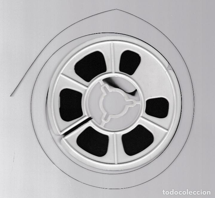 Cine: MICKEYS DELAYED DATE - WALT DISNEY CARTOONS - 8MM FILMS B & W - SILENT 1406 - Foto 2 - 252415820