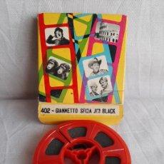 Cine: GIANNETTO SFIDA JIM BLACK 8 MM B/N SOUND FILM. Lote 252807110
