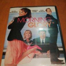 Cine: MORNING GLORY DVD. Lote 253568110