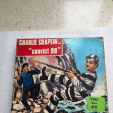 Cine: CHARLIE CHAPLIN-CONVICT 99-STARLINE MOVIES-SUPER 8MM. Lote 255340305