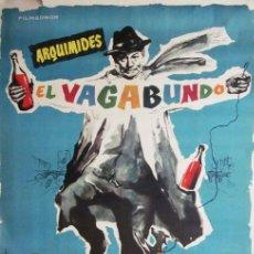 Cine: 8MM ++ AQUÍMEDES EL VAGABUNDO +LG+ LARGOMETRAJE CON JEAN GABIN. Lote 262142760