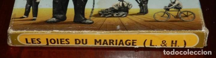 Cine: PELICULA DEL GORDO Y EL FLACO, LAUREL Y HARDY, LES JOIES DU MARIAGE. - Foto 3 - 262692815