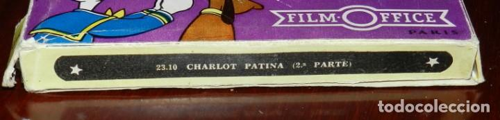Cine: PELICULA CHARLOT PATINA 2ª PARTE, PELICULA 8 MM, FILM OFFICE. - Foto 3 - 262693680